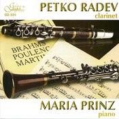 Petko Radev - Clarinet & Maria Prinz - Piano Songs