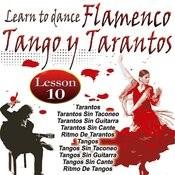 Aprende A Bailar Flamenco-Tangos Y Tarantos Songs