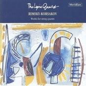 Rimsky-Korsakov: String Quartets /