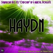 Haydn: Symphony No. 92 'oxford' In G Major, Hob.i:92 Songs