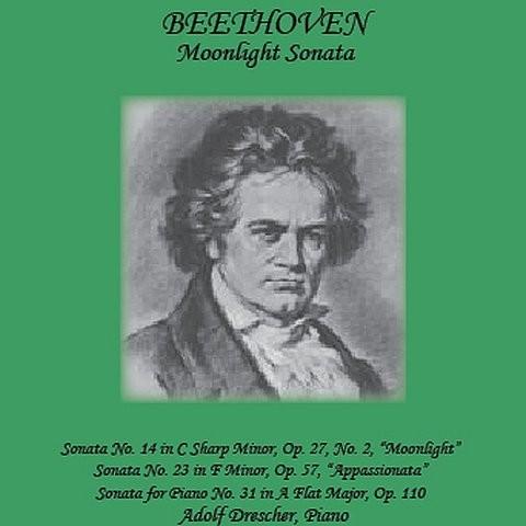 Beethoven: Moonlight Sonata Songs Download: Beethoven