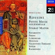 Rossini: Petite Messe Solennelle; Stabat Mater (2 Cds) Songs