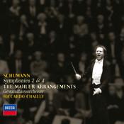 Schumann: Symphonies Nos.2 & 4 (arr. Mahler) Songs