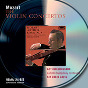 Mozart: Violin Concerto No.2 in D, K.211 - 3. Rondeau (Allegro) Song