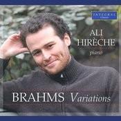 Brahms: Variations Songs