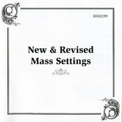 New & Revised Mass Settings Songs