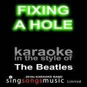 Fixing A Hole (Originally Performed By The Beatles) [Karaoke Audio Version] Song