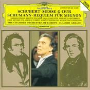 Schubert: Mass In G Major, D. 167; Tantum Ergo In E Flat Major, D. 962; The 23. Psalm In A Flat Major, D. 706, Op. Posth. 132 / Schumann: Requiem For Mignon, Op. 98b Songs