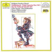 Mozart: Violin Concertos Nos. 3 & 4; Duo for Violin and Viola KV 423 Songs