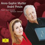 Previn: Violin Concerto / Bernstein: Serenade Songs