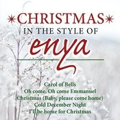 Christmas In The Style Of Enya Songs
