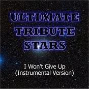 Jason Mraz - I Won't Give Up (Instrumental Version) Songs