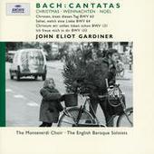 Bach, J.S.: Christmas Cantatas BWV 63, 64, 121 & 133 Songs