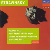 Stravinsky: Oedipus Rex Songs