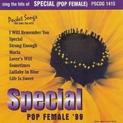 Special (Pop Female '99) Songs