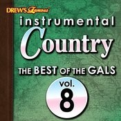 Instrumental Country: The Best Of The Gals, Vol. 8 Songs
