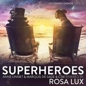 Superheroes - Les Grand Danois Vol. 4 Songs