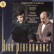 Tchaikovsky & Sibelius: Violin Concertos - Dvorák: Romance Songs