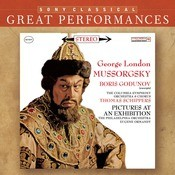 Scenes From Boris Godunov: Uf Tyazhel!  [God, How Stifling It's Become!]  Song