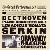 Beethoven: Piano Concerto No. 1 And