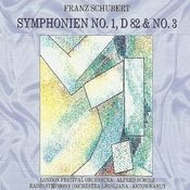 Franz Schubert - Symphonien No. 1, D 82 & No. 3 Songs