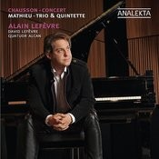 Quintet For Piano And String Quartet / II. Allegro Song