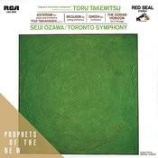 Toru Takemitsu: The Dorian Horizon, Green, Etc. Songs