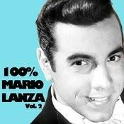 100% Mario Lanza, Vol. 2 Songs