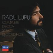 Radu Lupu - Complete Decca Solo Recordings Songs