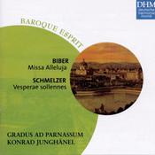 Biber, Schmelzer: Missa Alleluija/Vesperae Sollennes Songs
