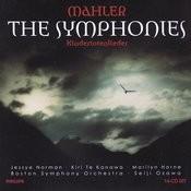Mahler: The Symphonies/Kindertotenlieder (14 CDs) Songs