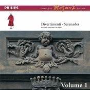 Mozart: The Wind Serenades & Divertimenti, Vol.1 (Complete Mozart Edition) Songs