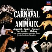 Saint-Saëns: The Carnival of the Animals / Meschwitz: Tier-Gebete / Ridout: Little Sad Sound Songs