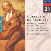 Rodrigo/Giuliani/Ponce/Arnold Etc.: Guitar Concertos (2 Cds) Songs