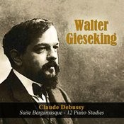 Claude Debussy: Suite Bergamasque - 12 Piano Studies Songs