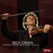 Bach/Grimal: Sonates & Partitas Songs