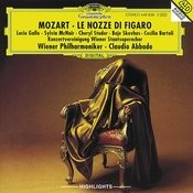 Mozart: Le Nozze DI Figaro (Highlights) Songs
