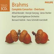 Brahms: Complete Concertos / Overtures Songs