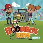 Boombox Kids, Vol. 1 Songs