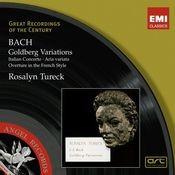 Goldberg Variations etc Songs