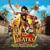 The Pirates! Band Of Misfits (Original Motion Picture Score) Songs