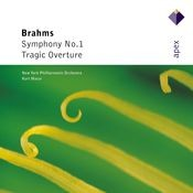 Brahms : Symphony No.1 & Tragic Overture (-  Apex) Songs