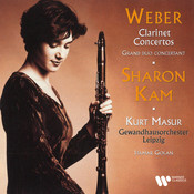 Weber : Clarinet Concertos Nos 1, 2 & Grand Duo Concertant (-  Elatus) Songs