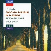 Bach, J.S.: Great Organ Works - Toccata & Fugue In D Minor, Sinfonia In D Etc. Songs