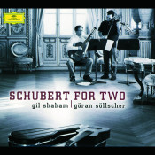 Schubert Schubert For Two Songs