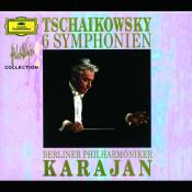 Tchaikovsky 6 Symphonies Songs