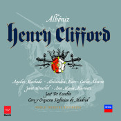 Albeniz Henry Clifford Songs