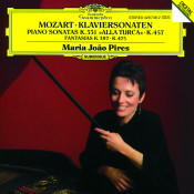 Mozart Piano Sonatas K 457 Songs