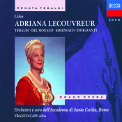 Cilea Adriana Lecouvreur Songs