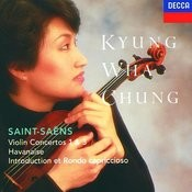 Saint Saens Violin Concertos Nos 1 Songs